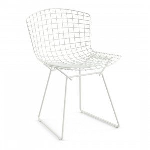 Bertoia Side Chair Outdoor