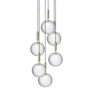 Miira 6 Hanglamp