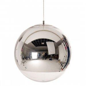 Mirror Ball Pendant Chrome Hanglamp