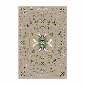 Garden of Eden Vloerkleed Beige