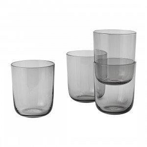 Corky Drinkglazen Tall, set van 4