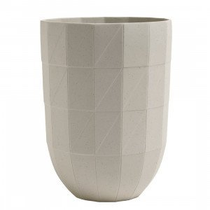 Paper Porcelain Vaas