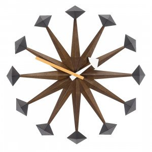 Polygon Clock Klok