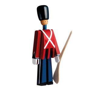 Guardsman with gun