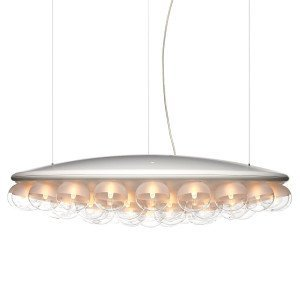 Prop Light Round Single Hanglamp