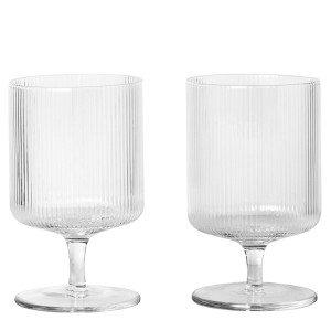 Ripple Wijnglas - set van 2