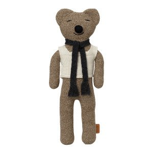 Roy Merino Wool Teddy