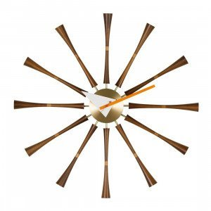 Spindle Clock Klok