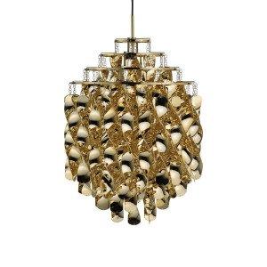 Spiral Gold Hanglamp