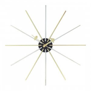Star Clock Wandklok