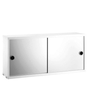 Cabinet met Spiegeldeuren