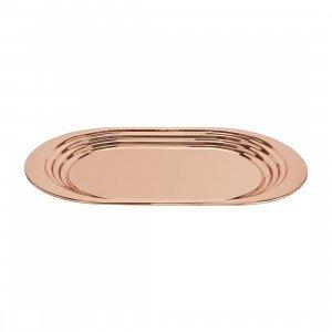 Plum Copper Tray Dienblad