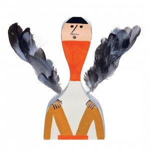 Wooden Dolls No. 10 Pop