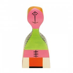Wooden Dolls No. 19 Pop