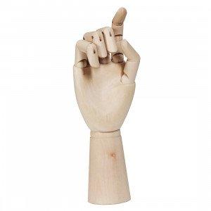 Wooden Houten Hand