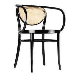 Thonet MisterDesign Limited Edition Chopin Noire 210R Chair