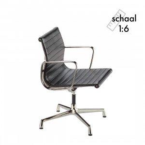 Vitra Aluminium Chair Miniatuur