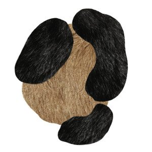 Moooi Carpets Bearded Leopard Vloerkleed