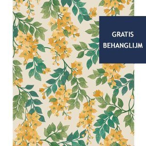 Cole & Son Bougainvillea Behang