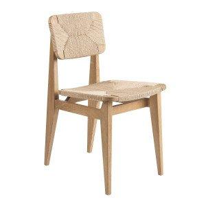 Gubi C-Chair Stoel Paper Cord