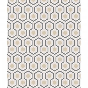 Cole & Son Hicks' Hexagon Behang 953016