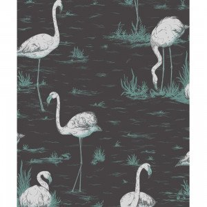 Cole & Son Flamingos Behang 958048