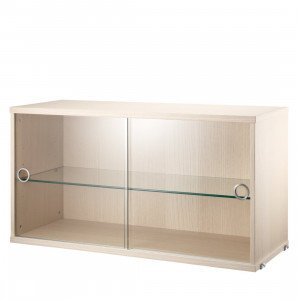 String Display Cabinet Kast