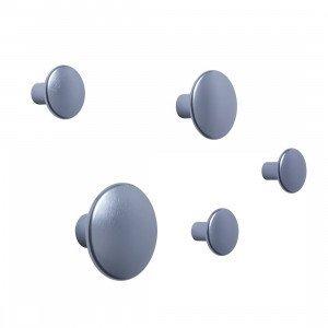 Muuto The Dots Metal Haken, 5 Stuks