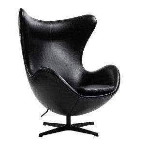 Fritz Hansen MisterDesign Limited Edition Dark Side Of The Moon Egg Chair
