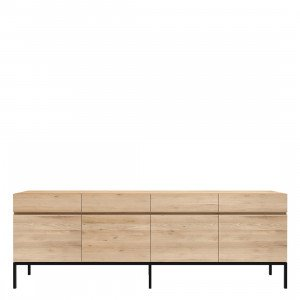 Ethnicraft Ligna Black Dressoir