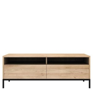 Ethnicraft Ligna Black TV-meubel