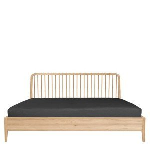 Ethnicraft Spindle Bed