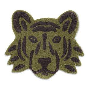 Ferm Living Tiger Head Tufted Wand- en Vloerkleed