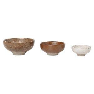 Ferm Living Petite Bowls Set