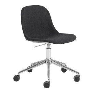 Muuto Fiber Side Chair Bureaustoel, Verstelbaar