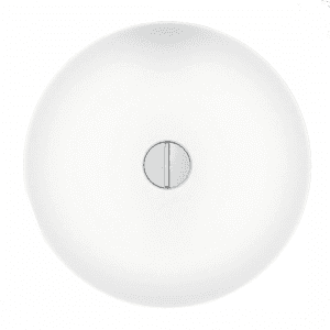 FLOS Button Mini Wand- plafondlamp