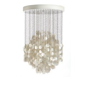 Verpan Fun Hanglamp Met Plafondplaat