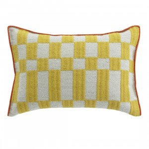 Gan Rugs Cushion Bandas Kussen, B Yellow