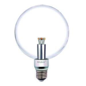 E27 3W LED Globe Lichtbron