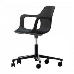 Vitra Hal Studio Armchair Bureaustoel, met zitkussen