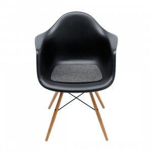 Hey-Sign Eames Plastic Armchair Zitkussen Anti-slip 10 mm. Gevuld