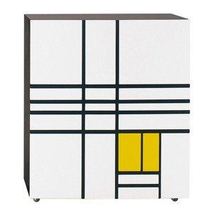 Cappellini Homage to Mondrian Kast