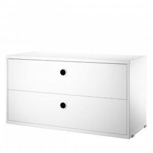 String Drawers Cabinet Kast