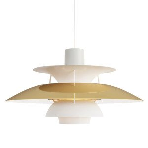 Louis Poulsen PH 5 Hanglamp Messing