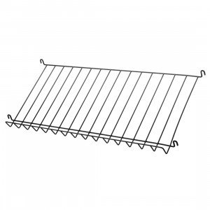 String Magazine Metal Shelf