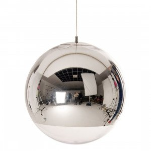 Tom Dixon Mirror Ball Pendant Chrome Hanglamp