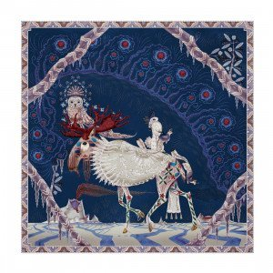 Moooi Carpets Polar Byzantine Chapter 2 Vloerkleed