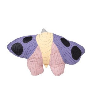 Ferm Living Moth Quilted Kussen