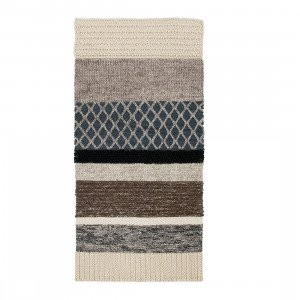 Gan Rugs Rectangular MR1 Mangas Original Vloerkleed