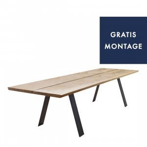 Naver Collection GM3200 Plank Eettafel